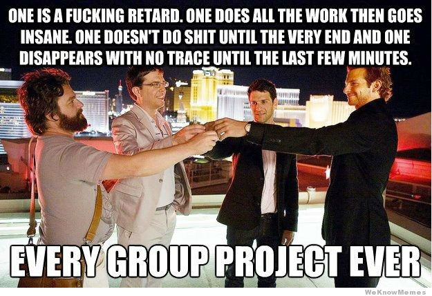 every-group-project-ever